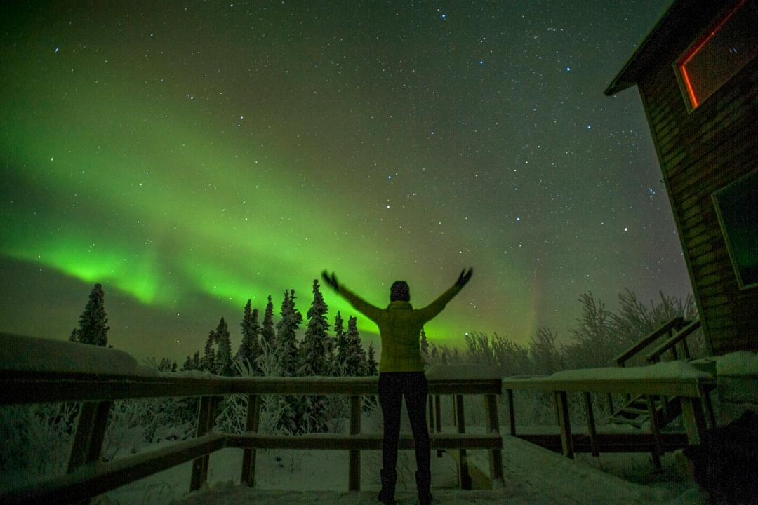 About Me - Northern Lights Alaska