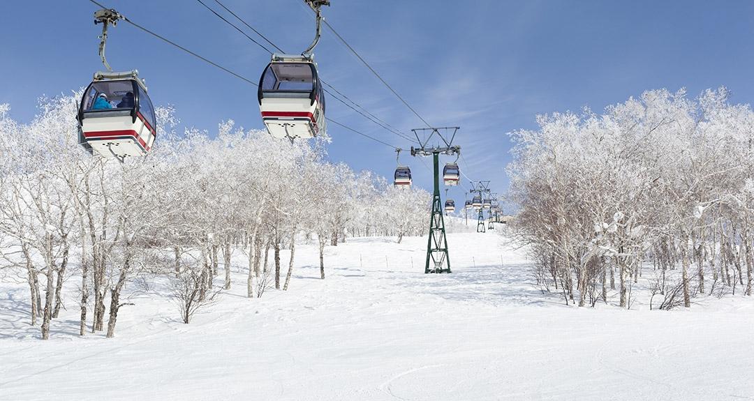 Japan Gondola Snow