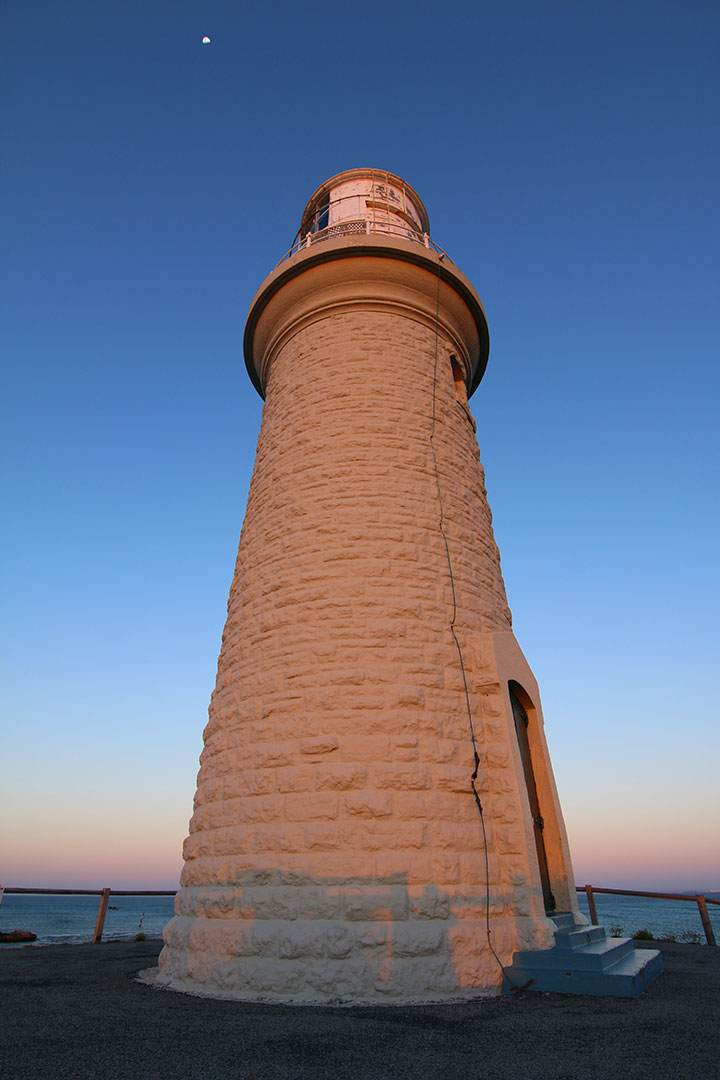 Light House on Rottnest Island
