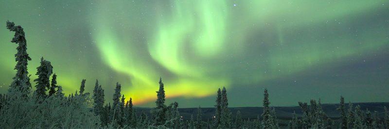 Aurora Borealis Fairbanks Alaska